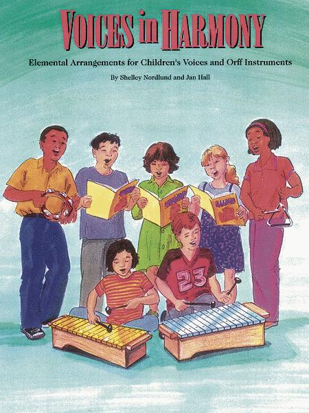 Voices in Harmony (Orff Collection)