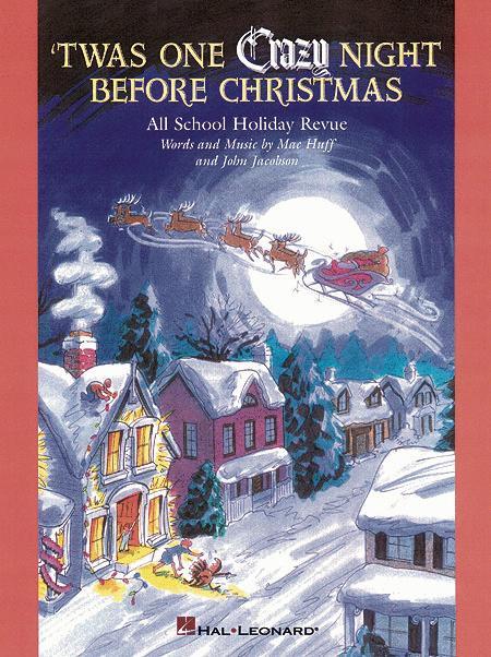 Twas One Crazy Night Before Christmas - Teacher's Edition