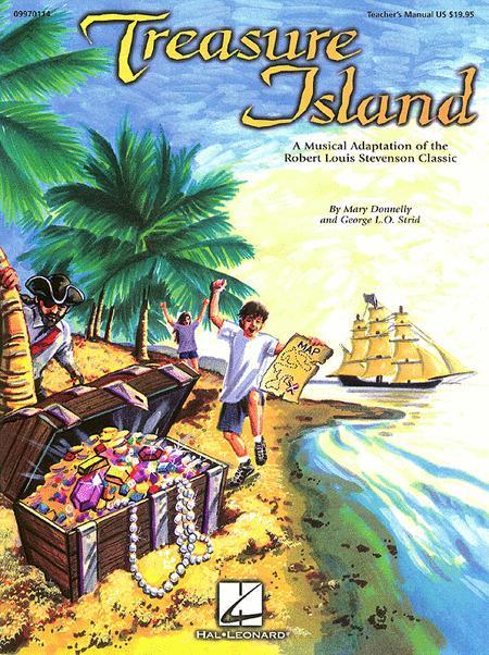 Treasure Island - Teacher's Edition