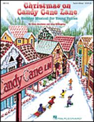 Christmas on Candy Cane Lane - Reproducible Pak