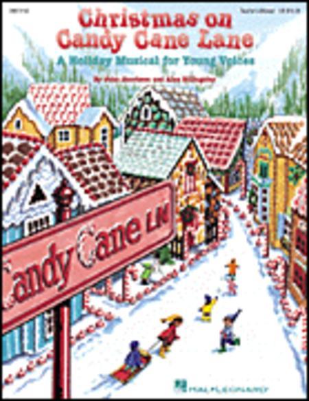 Christmas on Candy Cane Lane - Classroom Kit