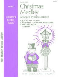 Christmas Medley, Piano Solo, Level 1