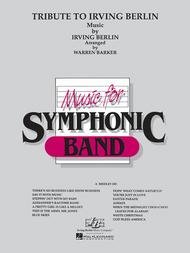 Tribute to Irving Berlin