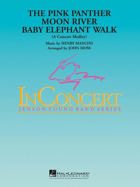 Pink Panther/Moon River/Baby Elephant Walk (Concert Medley)