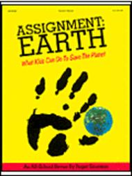 Assignment: Earth - ShowTrax CD (CD only)