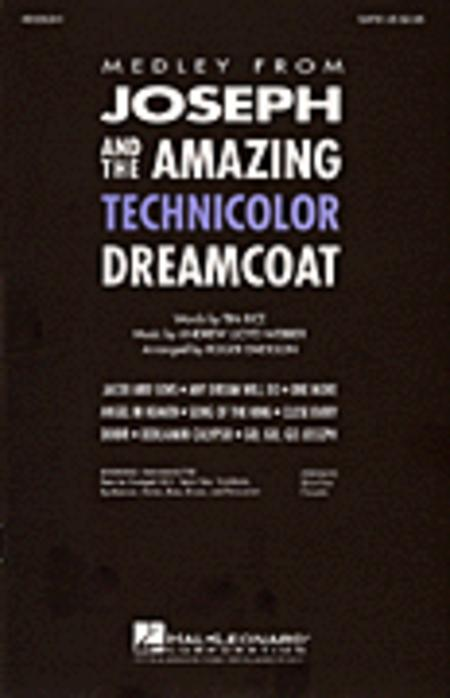 Joseph and the Amazing Technicolor Dreamcoat (Medley) - ShowTrax CD