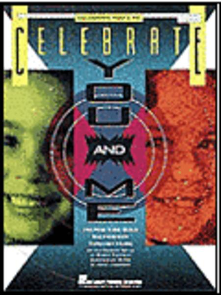 Celebrate You and Me - ShowTrax CD (CD only)