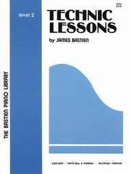 Technic Lessons, Level 2