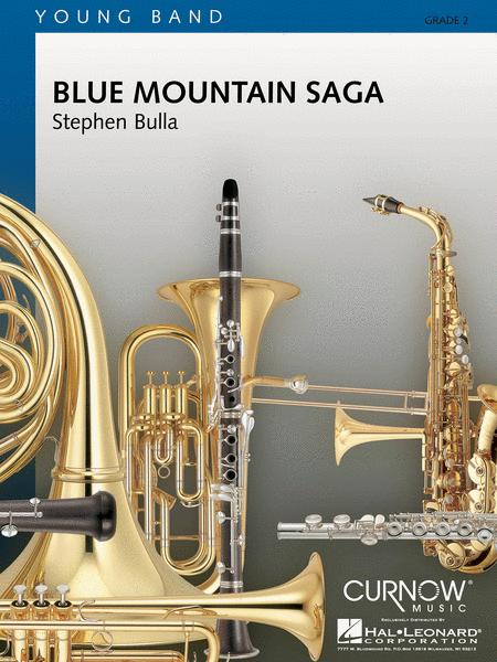 Blue Mountain Saga