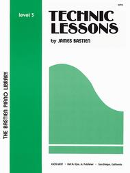 Technic Lessons, Level 3