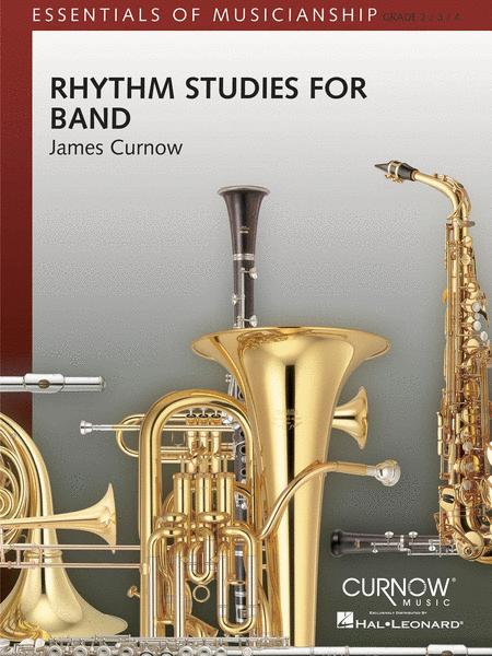 Rhythm Studies for Band