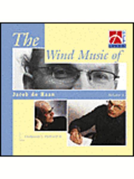 The Music of Jacob De Haan CD