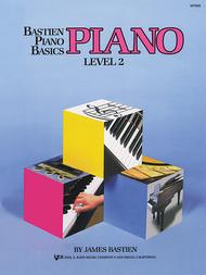 Bastien Piano Basics, Level 2, Piano