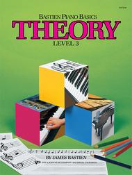 Bastien Piano Basics, Level 3, Theory