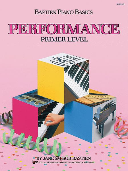 Bastien Piano Basics, Primer, Performance