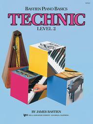 Bastien Piano Basics, Level 2, Technic