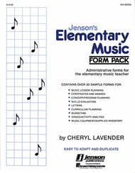 Elementary Music Form Pack (Resource)