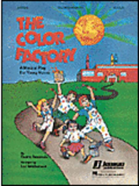 The Color Factory - ShowTrax CD (CD only)