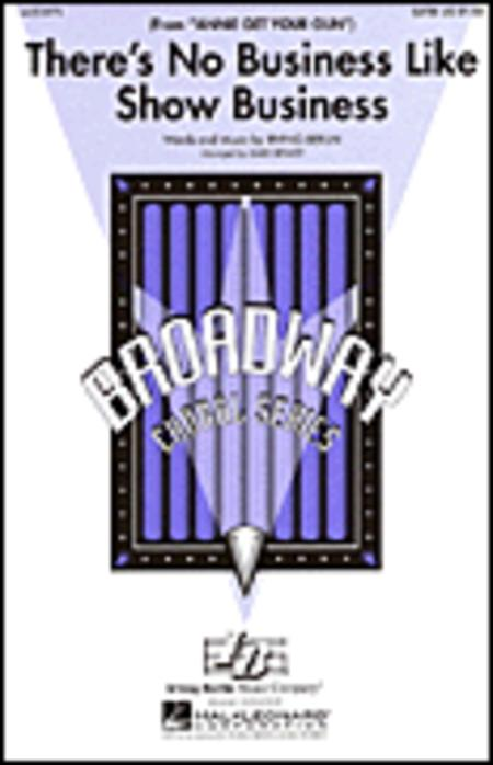 There's No Business Like Show Business - ShowTrax CD
