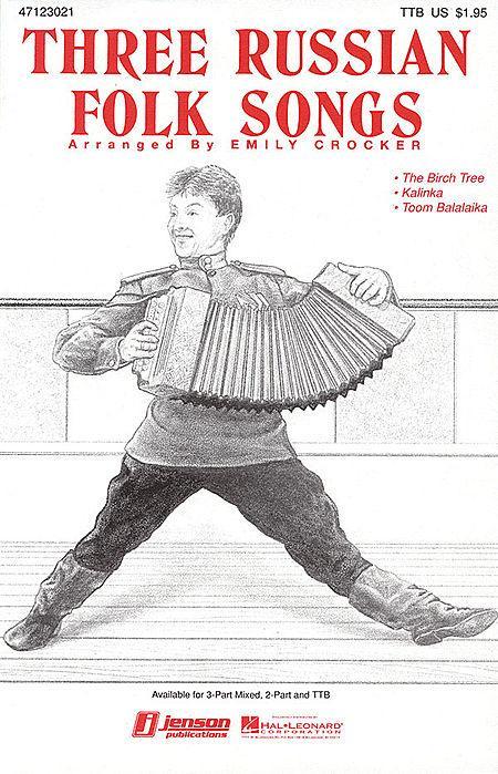 Three Russian Folk Songs (Medley)