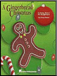 A Gingerbread Christmas (Holiday Musical) - ShowTrax CD