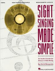Sight Singing Made Simple (Resource)