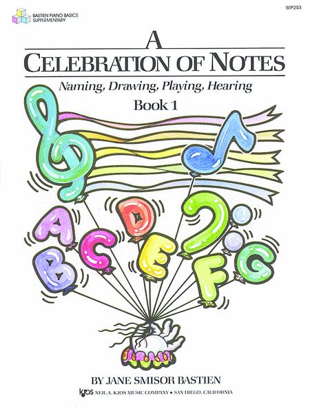 A Celebration Of Notes - Book 1