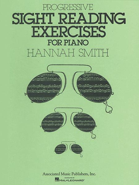 Progressive Sight Reading Exercises