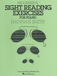 Progressive Sight Reading Exercises Sheet Music By H Smith - Sheet