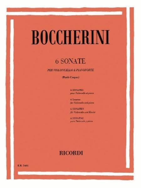 6 Sonatas