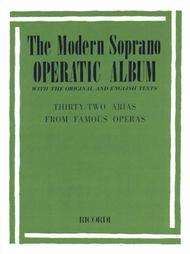 Modern Soprano Operatic Album