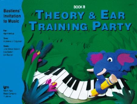 Theory & Ear Training Party Book B