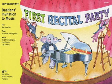 First Recital Party - Book C