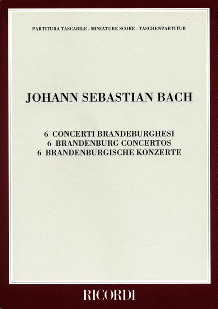 6 Brandenburg Concertos