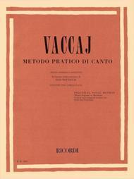 Metodo Practico di Canto - Mezzo Soprano o Baritono