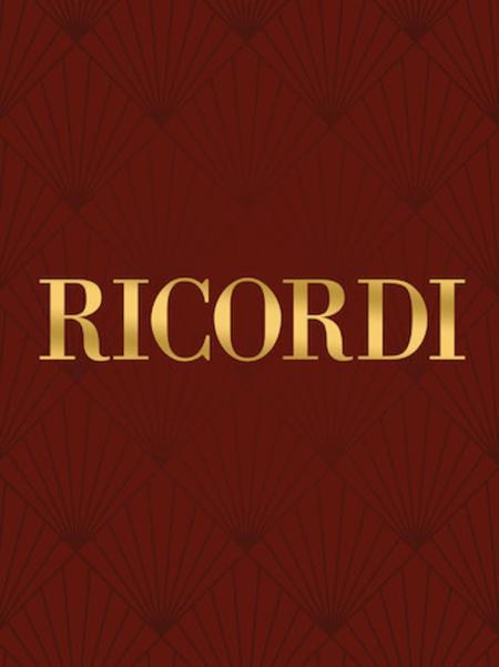 I Puritani - Opera Vocal Score