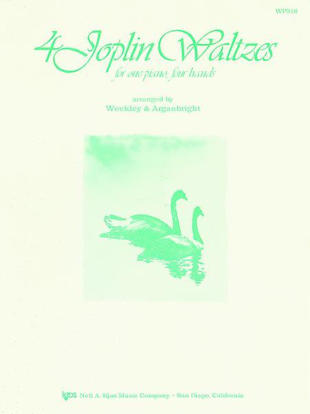 Four Joplin Waltzes