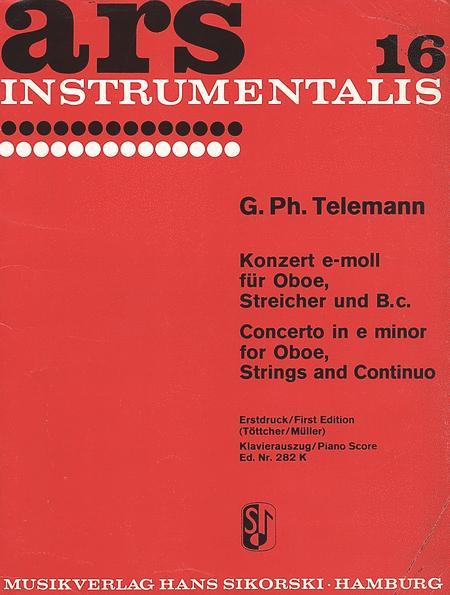 Concerto E Min