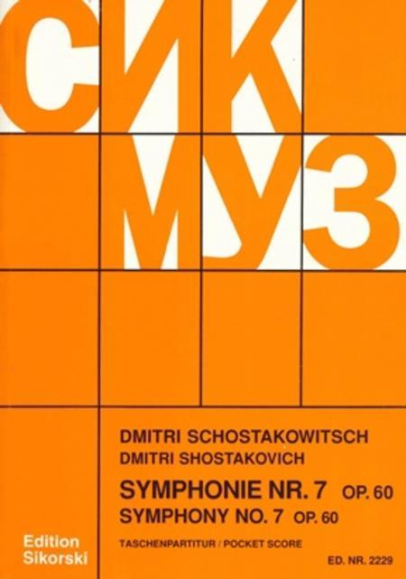 Symphony No. 7, Op. 60