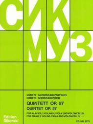 Quintett, Op. 57