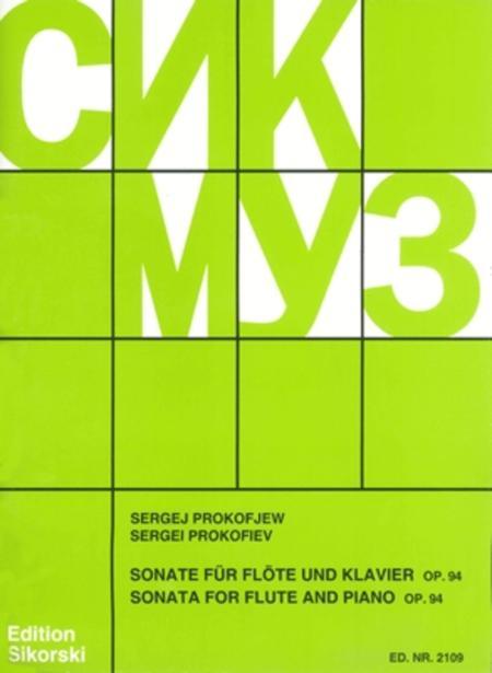 Sonate, Op. 94