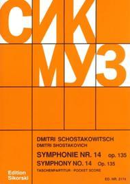 Symphony No. 14, Op. 135