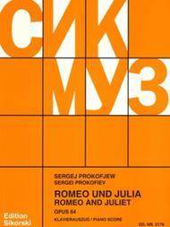 Romeo und Julia (Romeo and Juliet), Op. 64