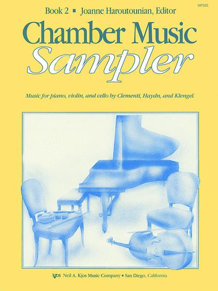 Chamber Music Sampler, Book 2