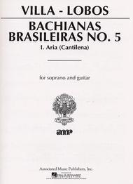 Bachianas Brasileiras No. 5 -  Aria