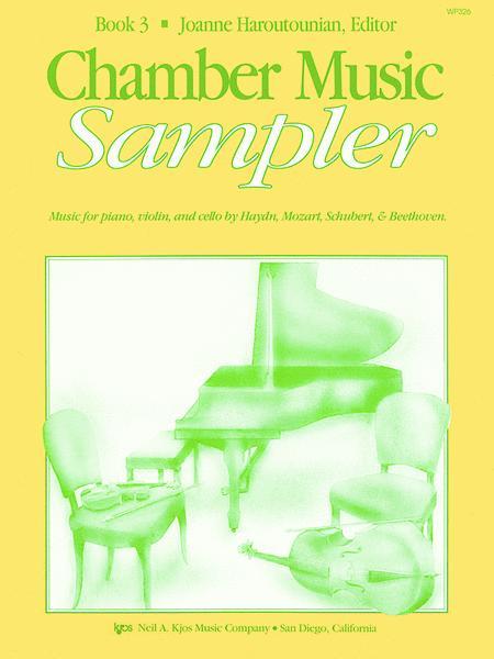 Chamber Music Sampler, Book 3