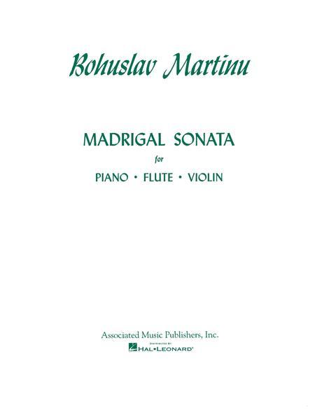 Madrigal Sonata