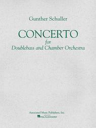 Concerto - Double Bass/Piano