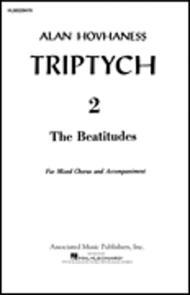 Beatitudes Triptych 2 Op 100