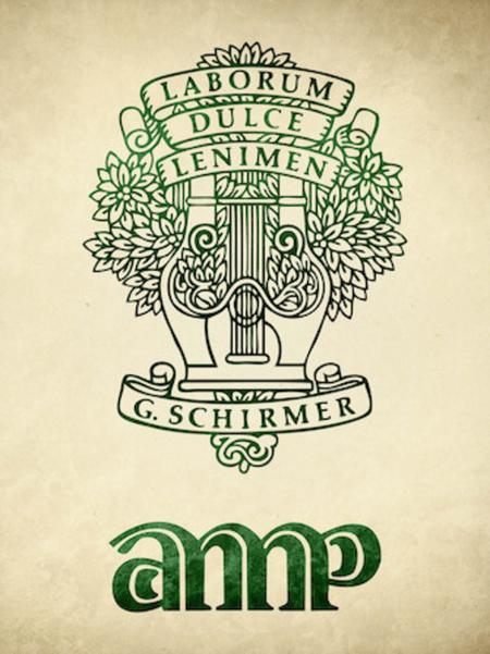 Ave Maria Gratia Plena No1 From Two Marian Motets A Cappella